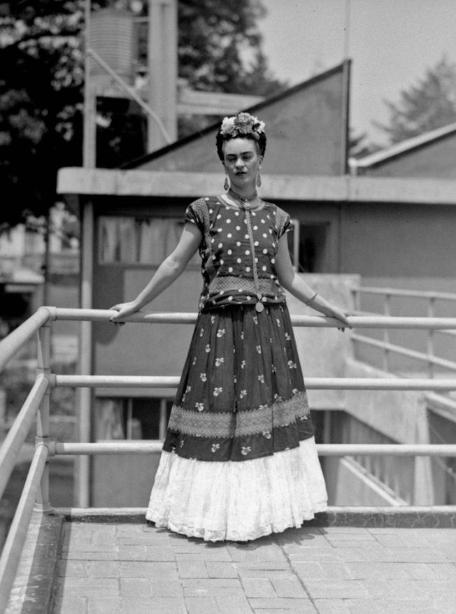 Frida Kahlo_The style Factory blog