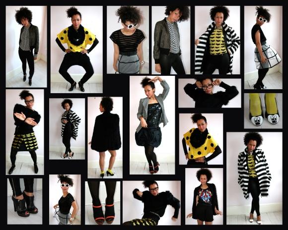 The Style Factory, Marc Jacobs, Azzedine Alaia, Monochrome, Emporio Armani
