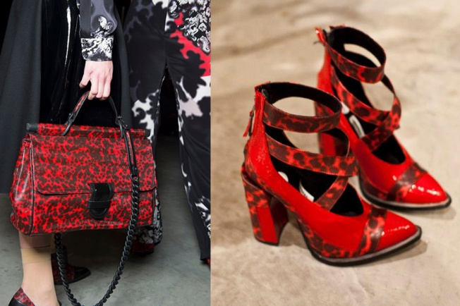 Super cool accessories in Red!
