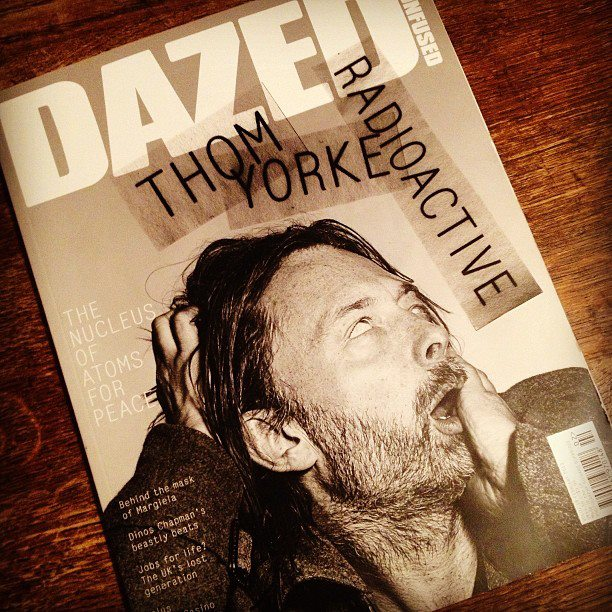 Dazed and Confused February Issue.