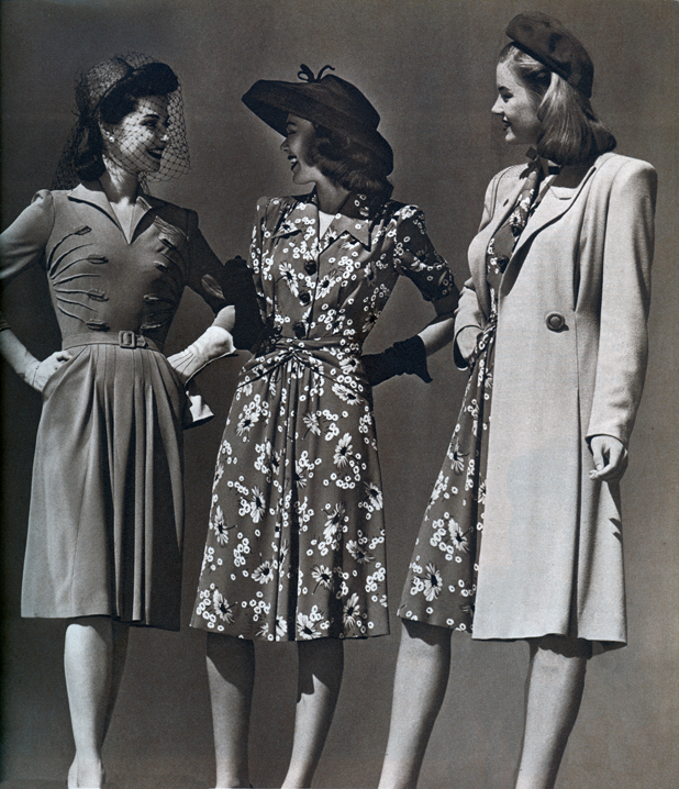 1940 S Fashion The Style Factory