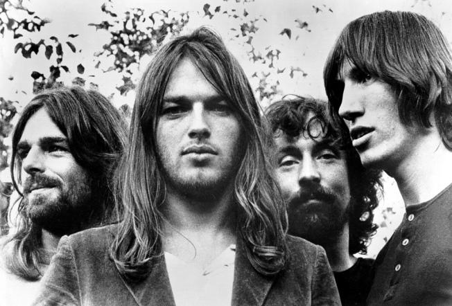 Pink Floyd in 1970